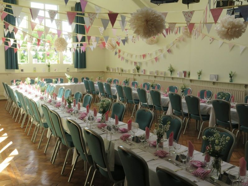 Tansley Village Hall Facilities For Hire