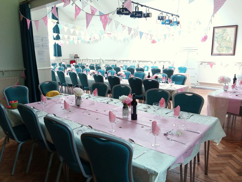 Tansley Village Hall Weddings